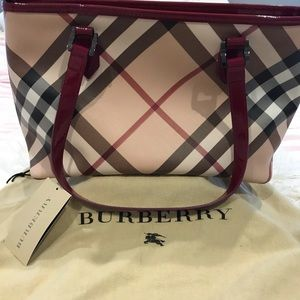 Burberry Tote
